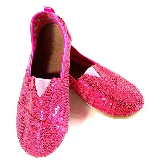 Koala Kids Pink Sparkly Shoes